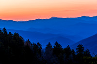 Smoky Mountains at Dawn